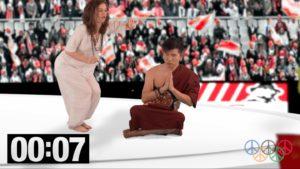 The Meditation Olympics