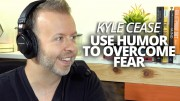 Kyle Cease: Use Humor to Overcome Fear with Lewis Howes