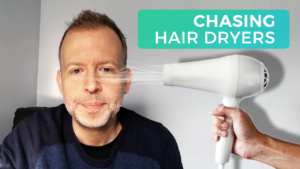 Chasing Hair Dryers
