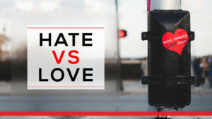 Attacking Hate with Love
