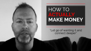 How to Actually Make Money