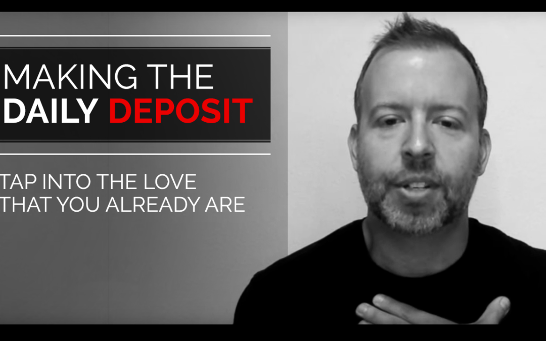 Making the Daily Deposit