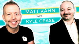 Matt Kahn with Kyle Cease