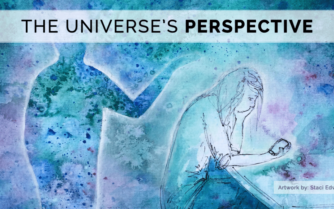 The Universe's Perspective
