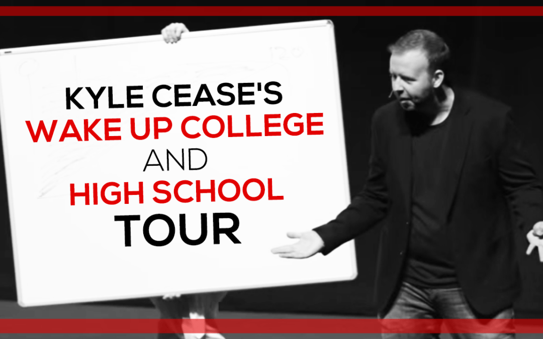 Kyle CeaseWake Up College and High School Tour
