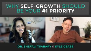 Dr. Shefali & Kyle Cease